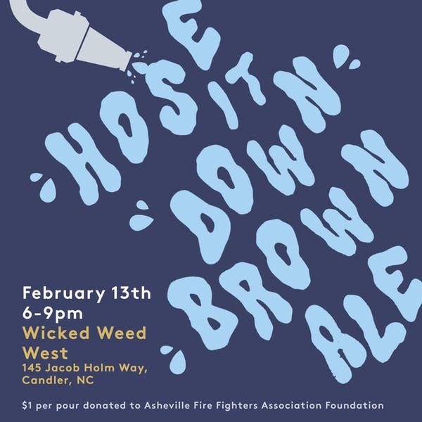 Hose It Down Brown Ale Release at Wicked Weed West