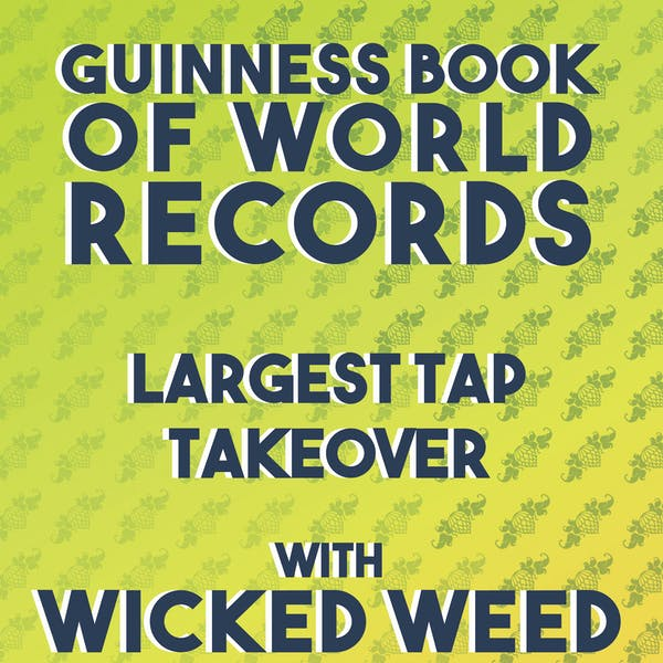 Guinness World Records Largest Tap Takeover!