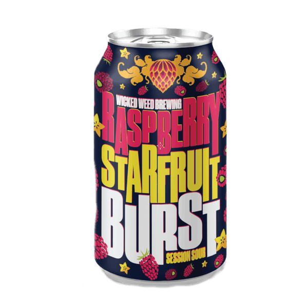 Image or graphic for Raspberry Starfruit Burst