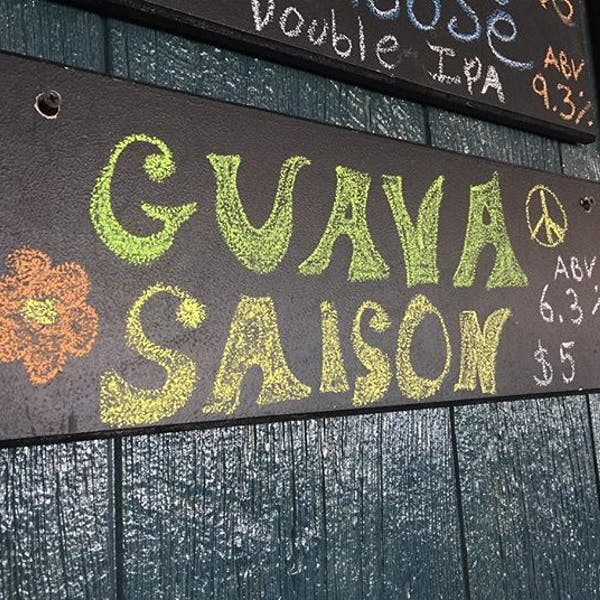 Image or graphic for Guava Saison