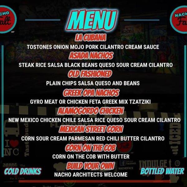 Nacho Falt Food Truck!