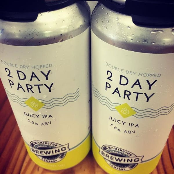 Image or graphic for 2 Day Party Double Dry Hopped Juicy IPA
