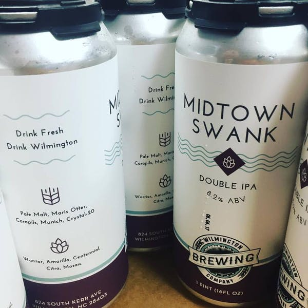 Image or graphic for Midtown Swank Double IPA