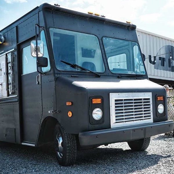 The Chrome Gnome Food Truck!
