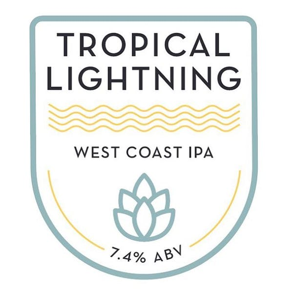 Image or graphic for Tropical Lightning IPA