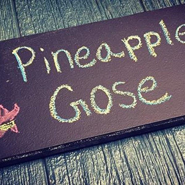 Image or graphic for Pineapple Gose