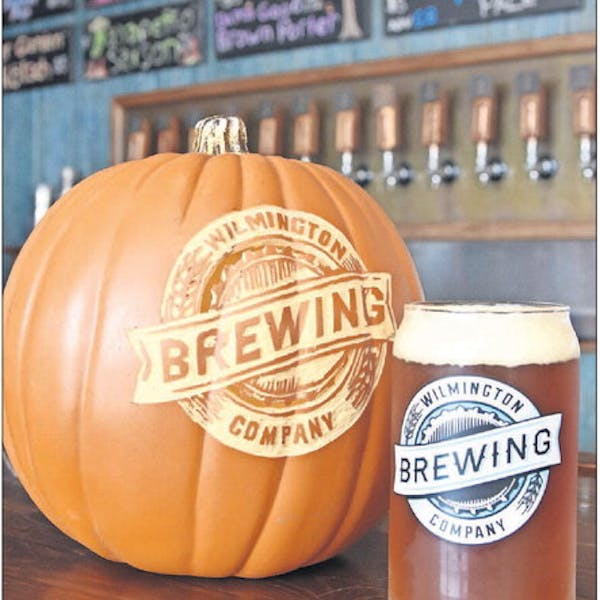 The story behind Wilmington Brewing's 'Pretty Pumpkin Ale'