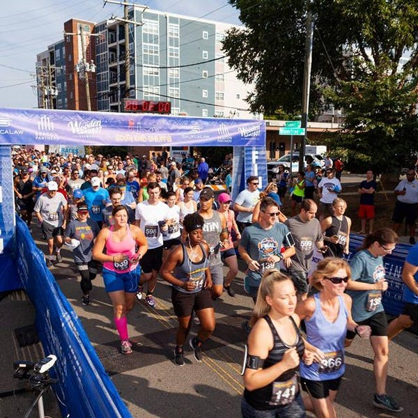 6th Annual South End Shuffle 5K & Mile Run