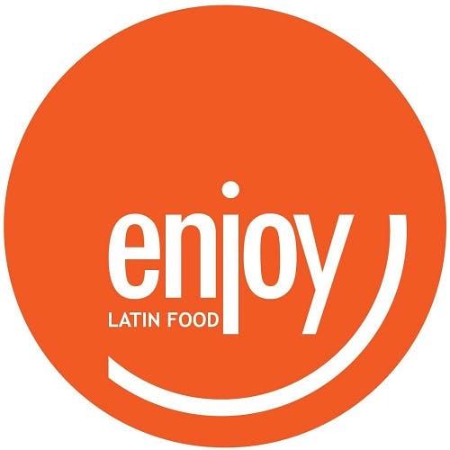 enjoy latin food logo