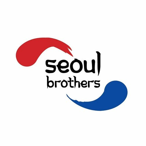 seoul brothers food truck logo